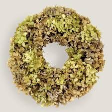 hydrangea wreath live hydrangea wreath world market