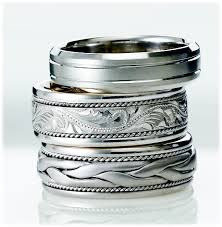 novell wedding bands custom wedding bands that can be made your way