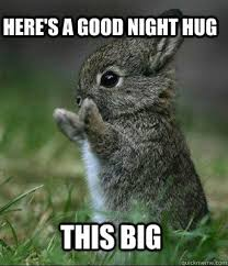 Scary Goodnight Meme - inspirational scary goodnight meme is another easter holiday all i
