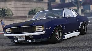 camaro ss 1969 chevrolet camaro ss add on gta5 mods com