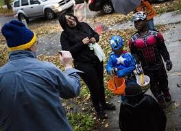 halloween city flint michigan trick or treating available at flint city hall mlive com