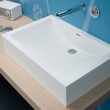 planit corian planit washbasin in corian wave washbasin with integrated towel