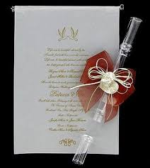 Scroll Invitation Quinceanera Scroll Invitations Kawaiitheo Com