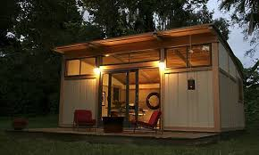 Prefab Small Houses Prefab Small Living Looks Cozy To Me Photo Credit