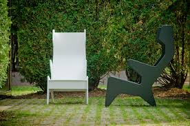 rapson cave chair garden armchairs from loll designs architonic