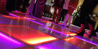 disco rental rent led light up floors orlando florida led floors