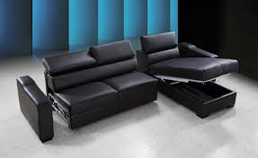 Small Leather Sofa With Chaise Sofa Sleeper Chaise Lounge Apartment Size Recliners Chairs Sleep