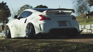 bagged nissan car bagged 370z in 4k justcause mppsociety
