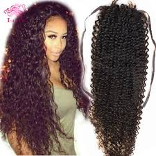 Pony Wrap Hair Extension by Curly Hair Extension Ponytail Short Curly Hair