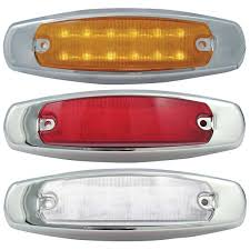 peterbilt lights peterbilt style led clearance marker light