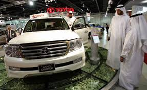 nissan showroom qatar qatar shuts toyota showroom for violating consumer protection laws