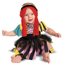 the nightmare before sally prestige infant costume