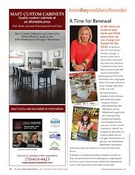 Kitchen Of Atlanta by Atlanta Home Improvement 2017 Kitchen U0026 Bath Special Issue By My
