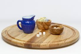 Kitchen Utensil Canister Olive Wood Cooks Tools Utensils Nh Bowl And Board New