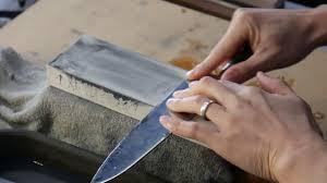 sharpening on permasoaked suehiro cerax 1000 whetstone youtube