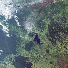 amazon basin earth from space brazil s amazon basin observing the earth our