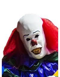 killer clown mask clown masks express delivery funidelia