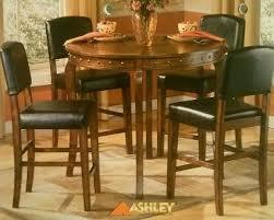 Round Pub Table Set Ashley Furniture Pub Table Sets Good Furniture Net
