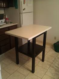 kitchen island small kitchen island table with black wooden