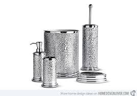 Modern Bathroom Accessories Sets 15 Trendy Modern Bathroom Accessories Set Home Design Lover