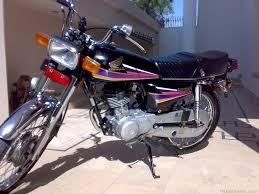 honda cg honda cg 125 2007 of malik asad member ride 11970 pakwheels