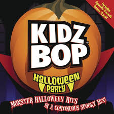 kidz bop halloween party by kidz bop kids children u0027s pandora
