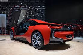 Bmw I8 Electric - are current oil prices a threat to the electric car