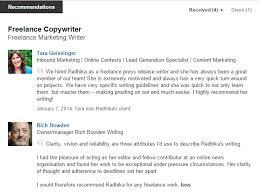 linkedin recommendation letter for manager compudocs us