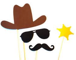 cowboy photo prop etsy