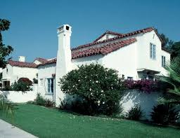 Spanish House Style Spanish Revival House Style House And Home Design