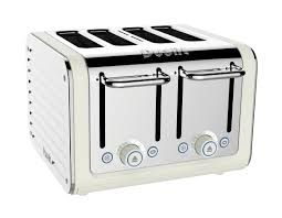 Kitchenaid Architect Toaster Dualit Architect 4 Slot Toaster 40505 Stainless Steel With Black