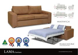 Australian Made Sofas Brooklyn Sofa Bed Range The Australian Made Campaign