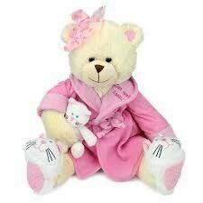 feel better bears and get well soon plush its so fluffy i m