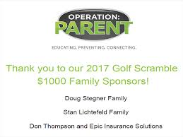 operation parent we provide ongoing education support and