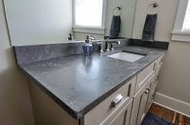 lagos azul limestone bathroom countertop by atlanta kitchen cr