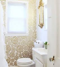 wallpaper ideas for bathrooms 20 beautiful wallpapered bathrooms