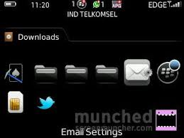 cara membuat yahoo mail di blackberry cara setting email di blackberry pt proweb indonesia
