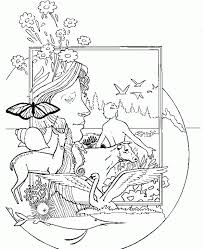 adam and eve coloring pages bing images creation story