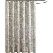 Gray Ruffle Shower Curtain Shower Curtains You U0027ll Love Wayfair