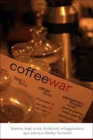 Coffee War coffee war kemang timur 15a cikopi