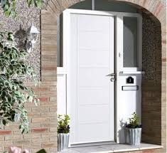 Composite Exterior Doors White Front Doors Brilliant Exterior Side With Glass Upvc Door