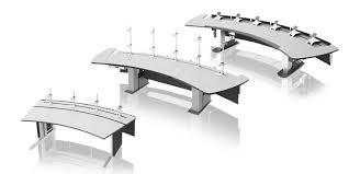 Control Room Desk Auxiliary Equipment For Ergonomic 24 7 Control Rooms Abb