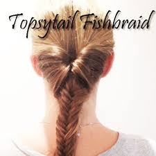 scunci twist the topsy fishbraid by scunci braided hairstyles