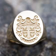 seal rings design images Custom signet rings family crest rings coat of arms rings jpg