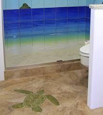 bathroom floor mosaics u2013 thomas deir honolulu hi artist