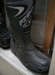 motorcycle boots review figo boots rk sports lv14 review