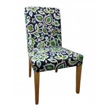 chair slipcovers ikea henriksdal dining chair slipcover in indoor outdoor navy floral