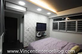 3 Bedroom Hdb Design Hdb Flat Renovation Master Bedroom Design Design Hdb 4 Room 3 Room