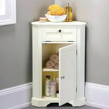 Bathroom Corner Storage Units Bathroom Corner Cabinet Mirror Corner Bathroom Cabinet With Mirror