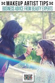 how do you become a professional makeup artist business tips from professional makeup artists